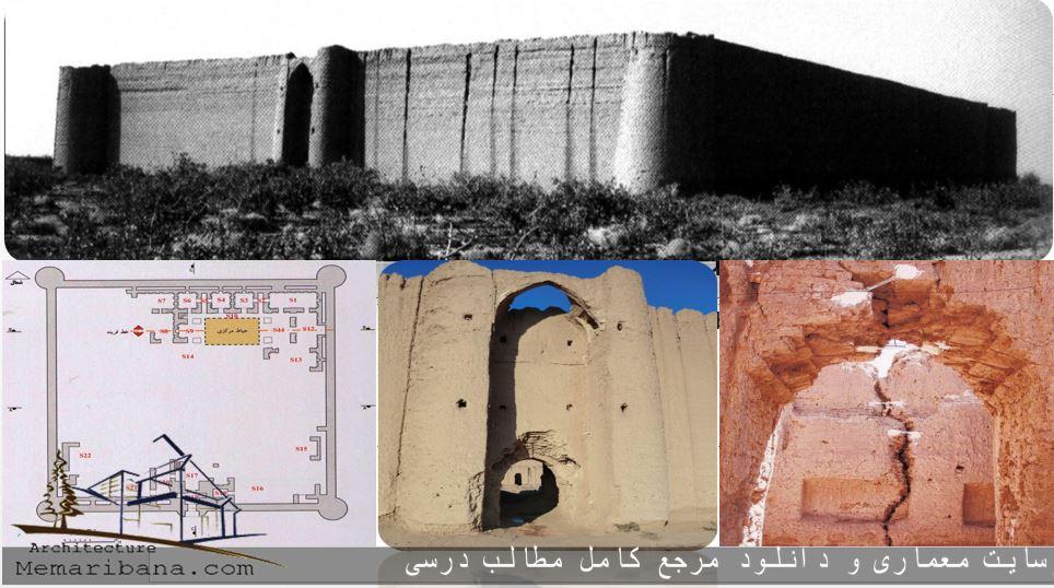 پاورپوینت پروژه کامل مرمت قلعه داوود آباد کرمان