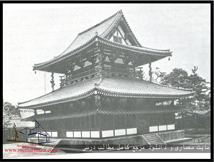 نکات مهم ونمونهه سوالات معماری شرق(معماری هند،چین و ژاپن)