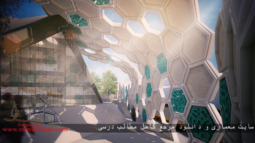 معرفی اجزای داخلی یک ساختمان