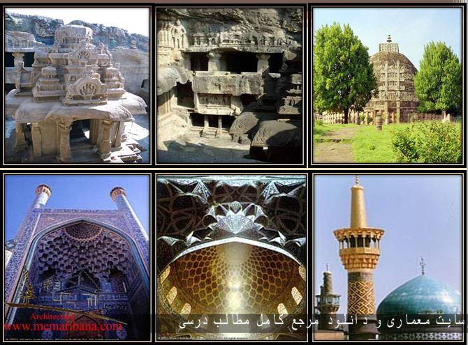 دانلود پاورپوینت مقایسه تطبیقی معابد بودايي و مسجد