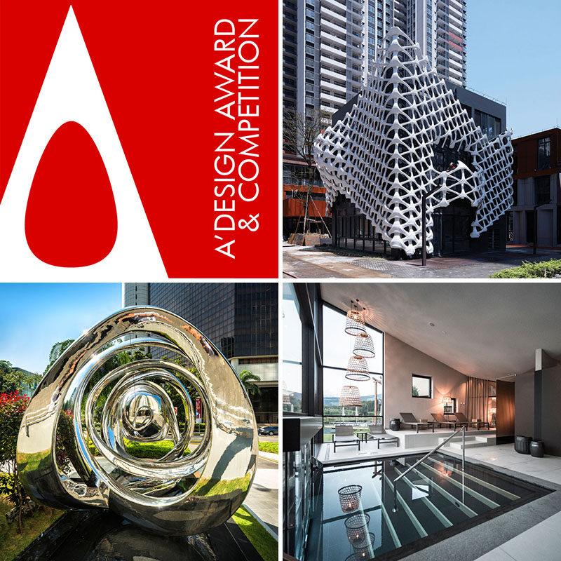معرفی برندگان جایزه طراحی و مسابقه معماری