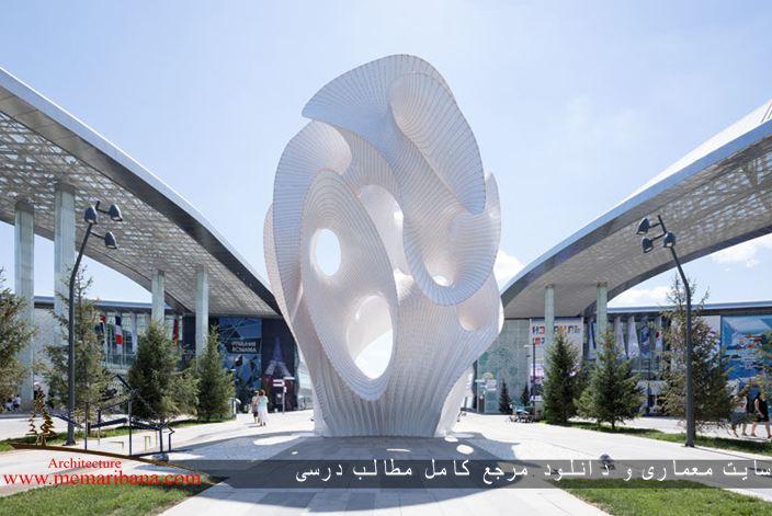 مجسمه سازی جدیدی از هنرهای معاصر
