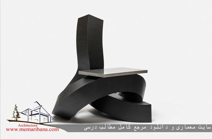 تازه های معماری طراحی مبلمان با الهام از چنگال چینی