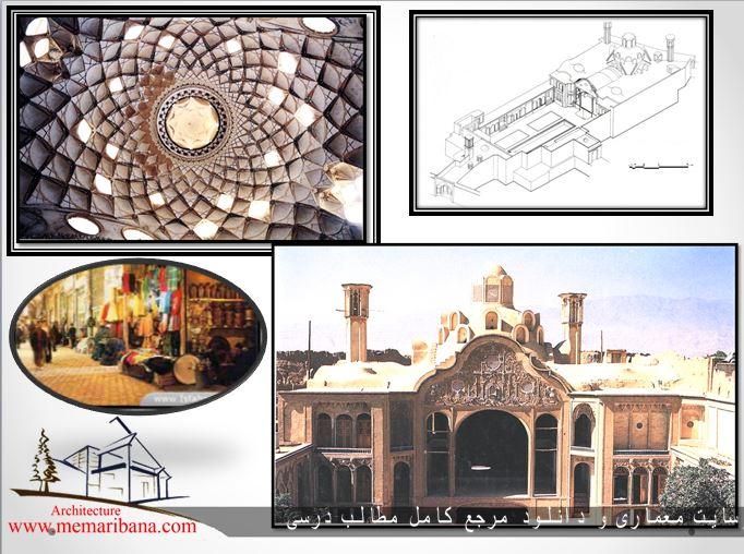 دانلود مقاله بررسی خانه های ایرانی در زیر مجموعه معماری فرهنگ گرا
