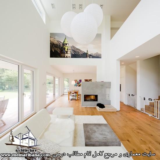 دانلود پاورپوینت فضا در معماری کامل (  Space In Architecture)