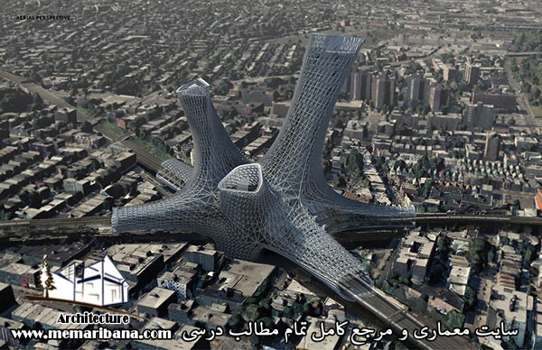 شهر و شهرسازی و فرم شهرها در معماری