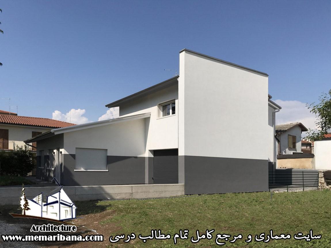 خانه مسکونی کاملا سازگار برای افراد نایبنا در ویچنزا ایتالبا