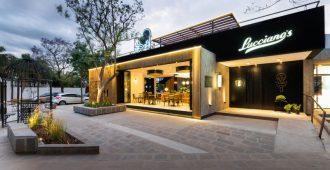 تازه های معماری طراحی یک کافه مدرن در آرژانتین
