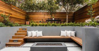 تازه های معماری تبدیل حیاط خانه ایی در سانفرانسیسکو به یک خانه مدرن