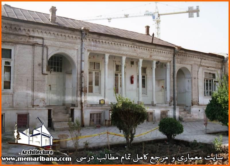 دانلود پروژه مرمت خانه کوزه کنانی (حسینیه فروشانیها)