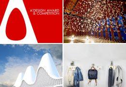 تازه های معماری برنامه طراحی برتر جوایز جهانی