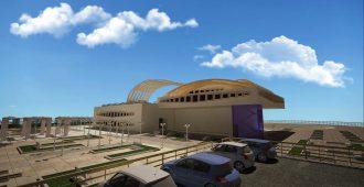 دانلود پروژه اتوکدی طراحی خانه موسیقی همراه با رندر تریدی مکس