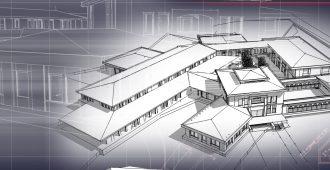 تجزيه و تحليل بخشهاي تشكيل دهنده ي دانشكده معماري