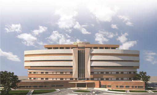 مطالعات و برنامه فیزیکی کامل طراحی بیمارستان