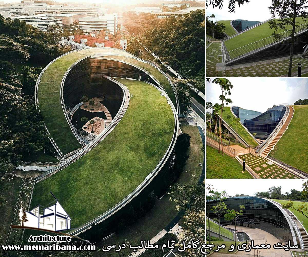دانلود فایل اتوکدی  طراحی دانشکده معماری به صورت رایگان