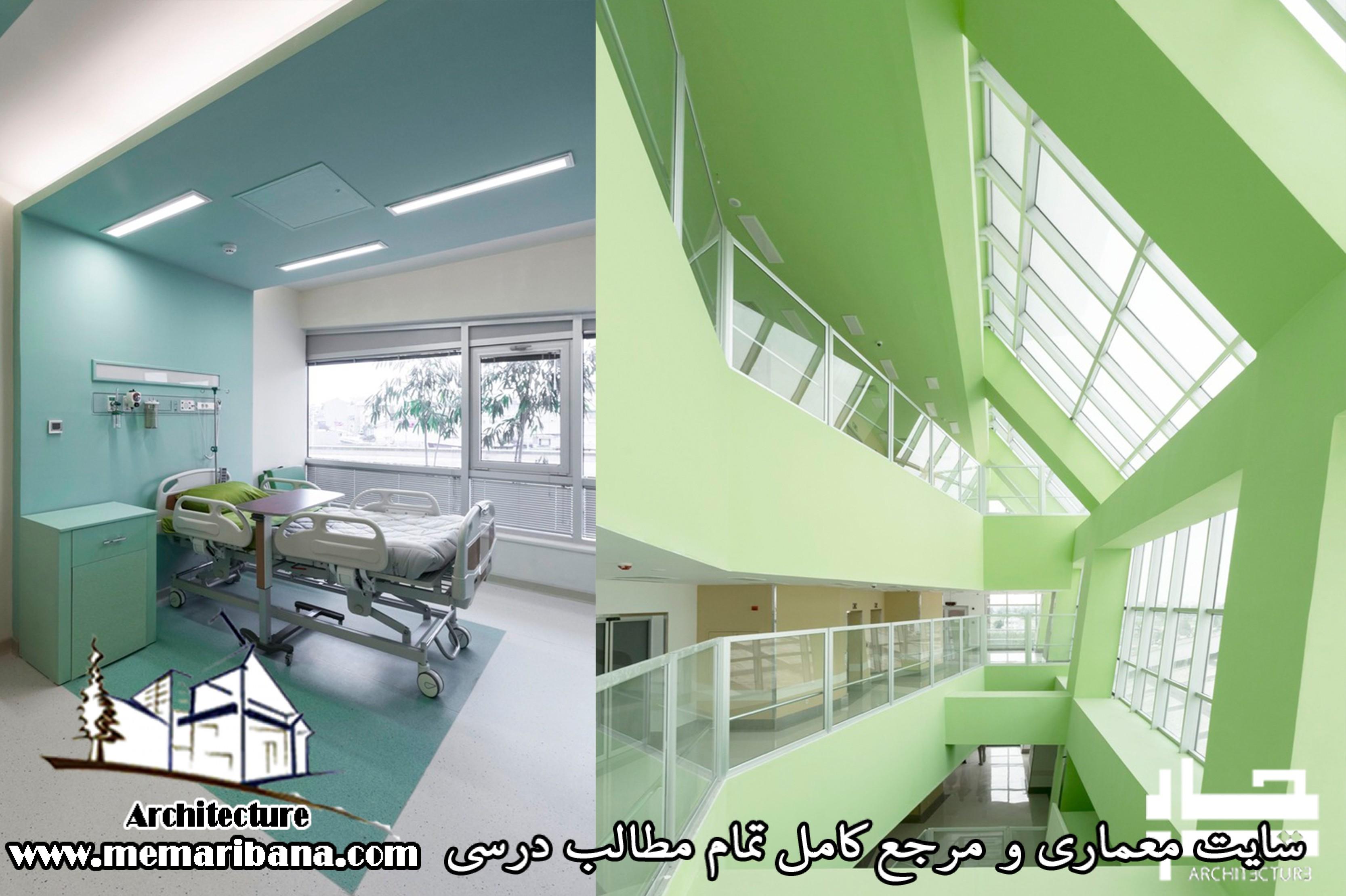 دانلود پروژه اتوکدی طراحی کلینیک درمانی همراه با حجم اتوکدی