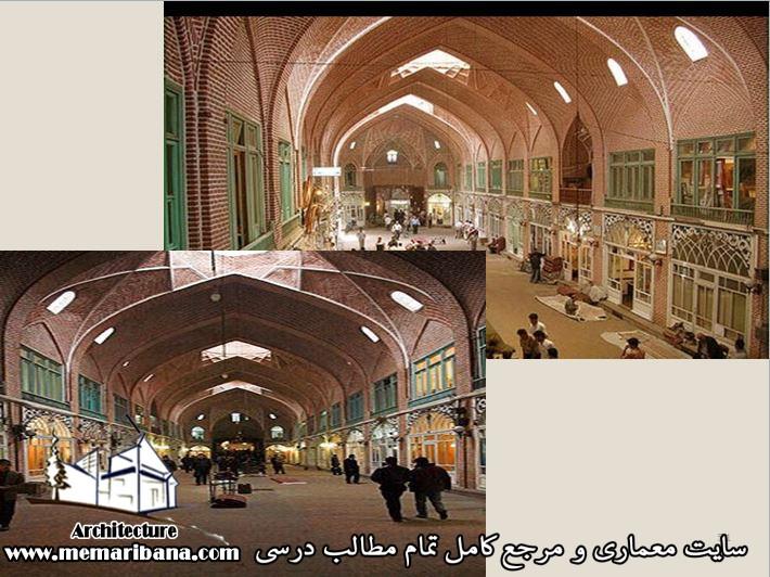 دانلود پاورپوینت معرفی بازارهای ایرانی
