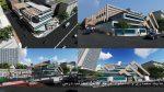 دانلود پروژه طراحی ساختمان نظام مهندسی همراه با رندر های تریدی مکس