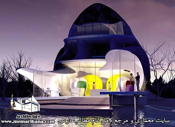 دانلود پاورپوینت معماری بیونیک کامل محصولی از معماری بنا