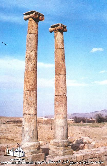 سلوکیان 321 تا 250 قبل از میلاد گردآورنده سایت معماری بنا