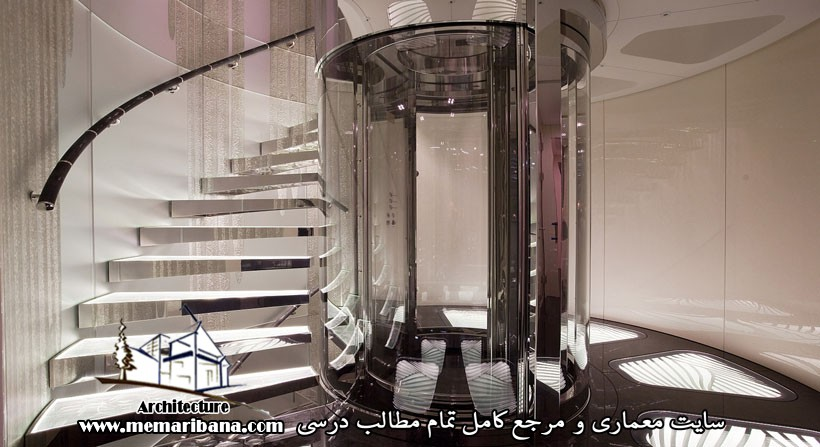 دانلود پاورپوینت مطالعات آسانسورها و پله های برقی در ساختمان