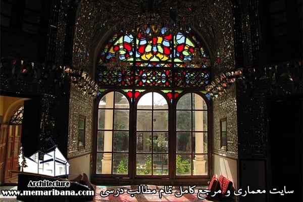 بررسی کامل معماری کرمانشاه