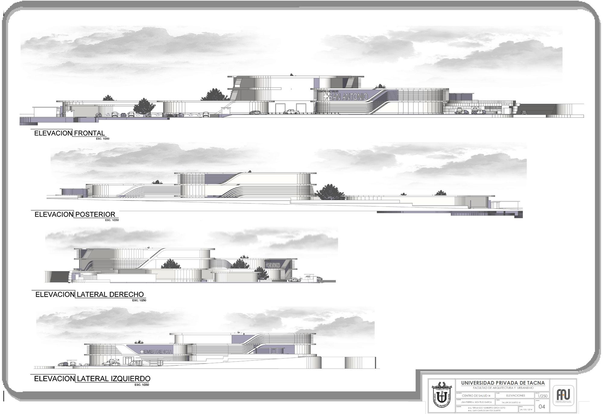 دانلود پروژه اتوکدی طراحی مرکز سلامت به صورت رایگان