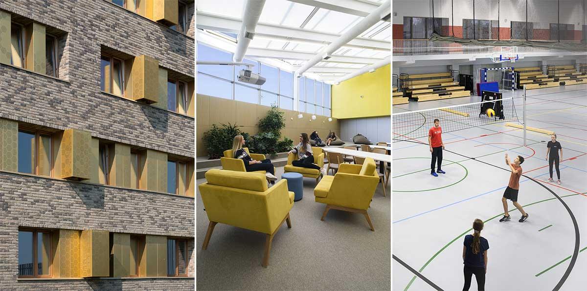 دانلود پروژه اتوکدی طراحی مدرسه راهنمایی به صورت رایگان