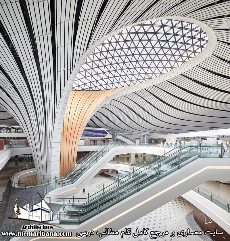 دانلود پروژه اتوکدی طراحی فرودگاه همراه با نقشه های تحلیل فرودگاه