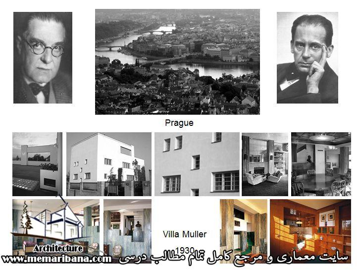 دانلود پاورپوینت نهضت های موثر در پيدايش مدرنيسم در معماری
